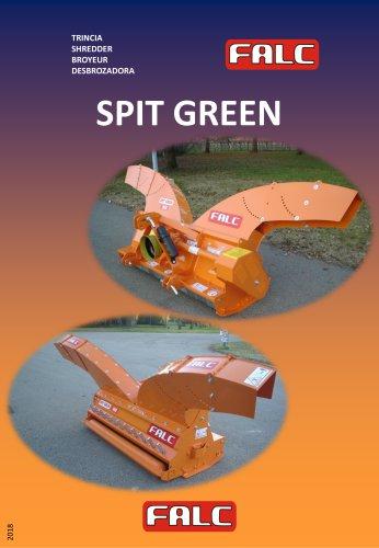 SPIT GREEN