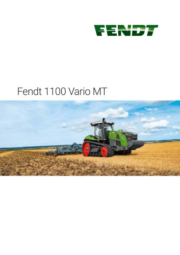 Fendt 1100 MT