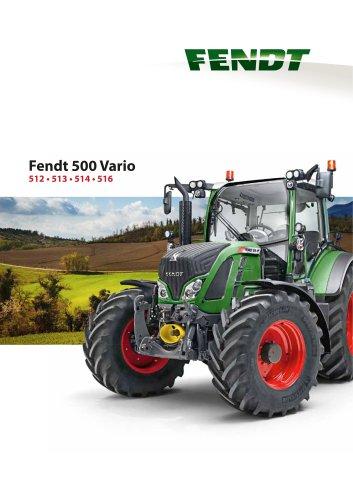 Fendt 500 Vario
