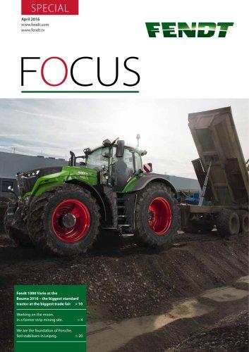 Fendt Focus 2016