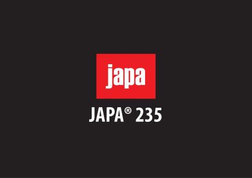 JAPA® 235