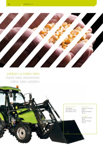 tractor tuber attachments