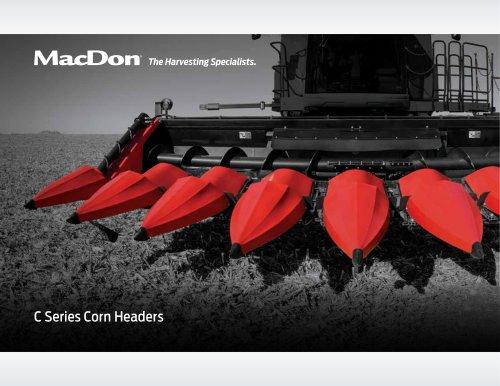 C Series Corn Header