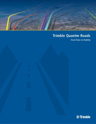 Trimble Quantm Roads