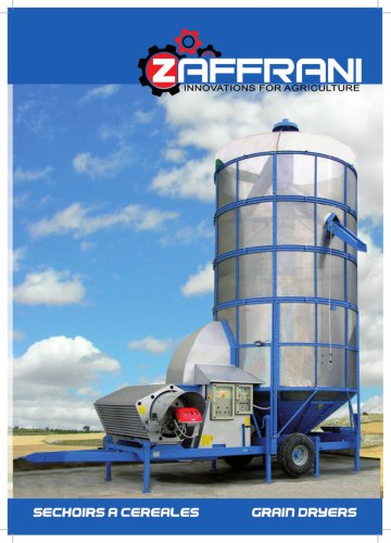 Grain driers