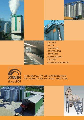 ZANIN - catalog