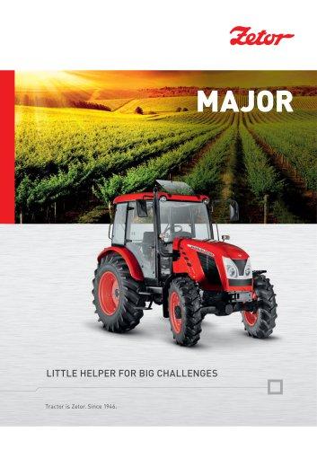Traktor major