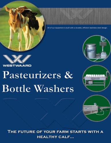Pasteurizer and bottle washer
