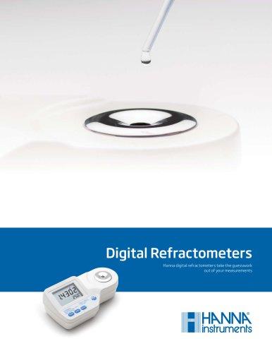Hanna Digital Refractometers