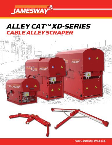 Alley Cat XD-Series Drive Units XD-260