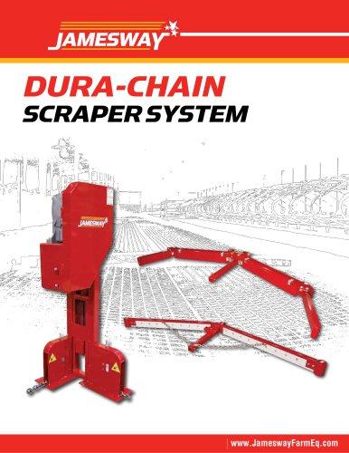 Dura-Chain Alley Scraper
