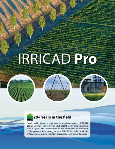 Irricad Pro