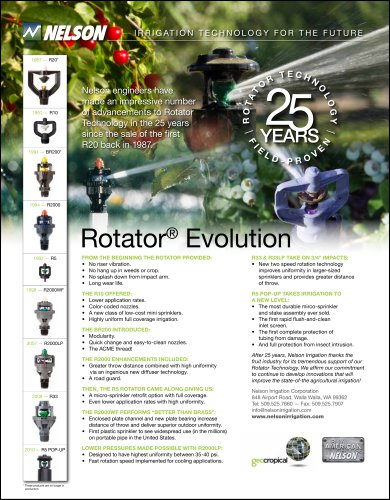Rotator® Evolution