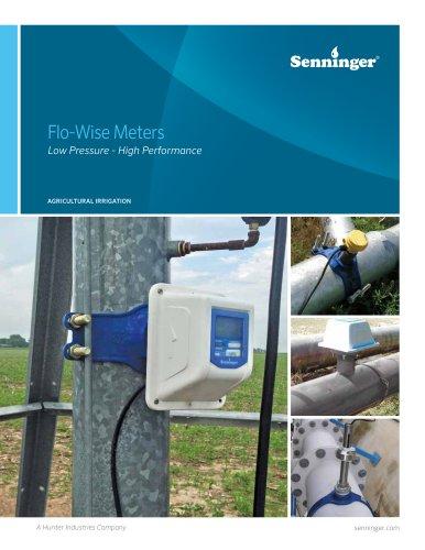 Flo-Wise Meters catalog
