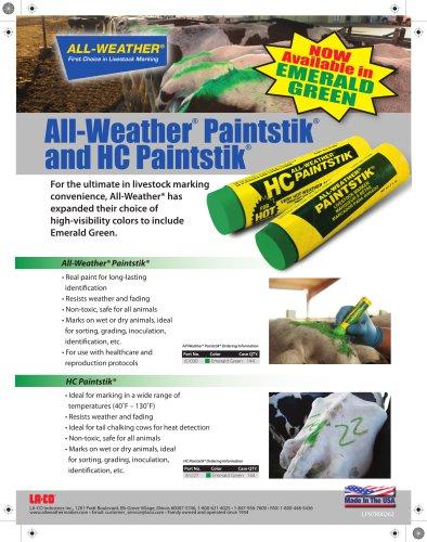 HC PAINTSTIK® Emerald Green