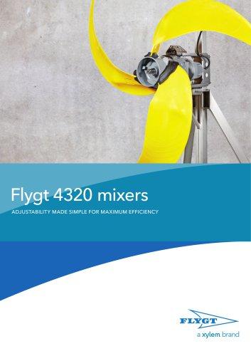 flygt-4320-mixers