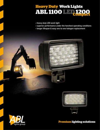 ABL 1100 LED 1200 Compact