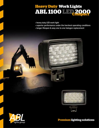 ABL 1100 LED 2000 Compact