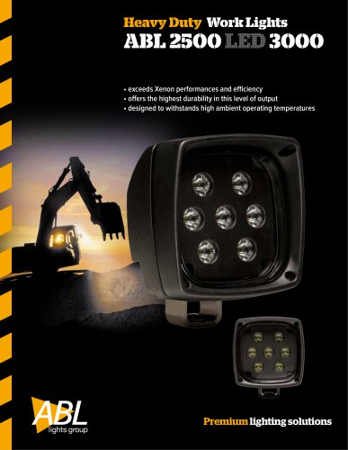 ABL 2500 LED 3000