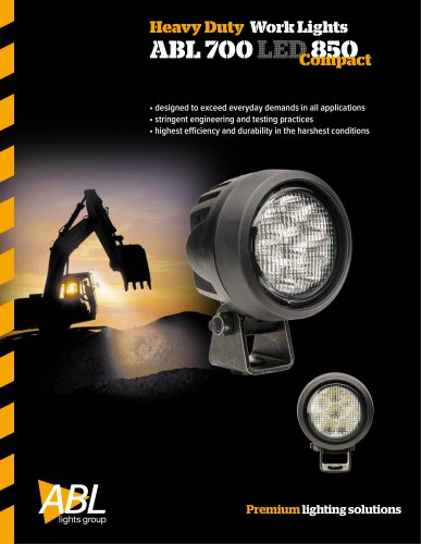 ABL 700 LED 850 Compact