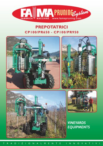 CP100 - PR 650/950