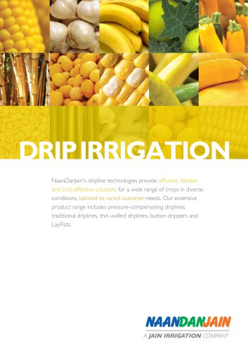 Drip irrigation short