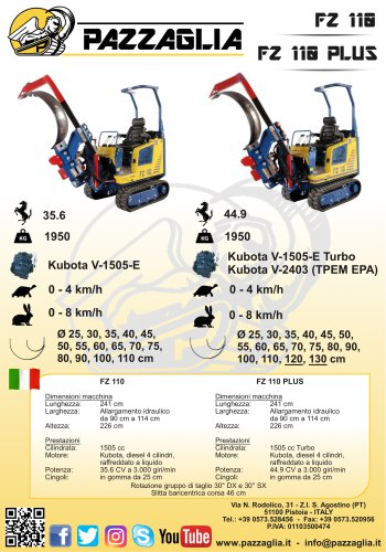 FZ110-110 plus