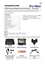 JR5000 ID5000 XR5000 Quickstart Guide