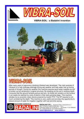 VIBRA-SOIL