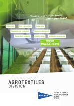 Agrotextile division