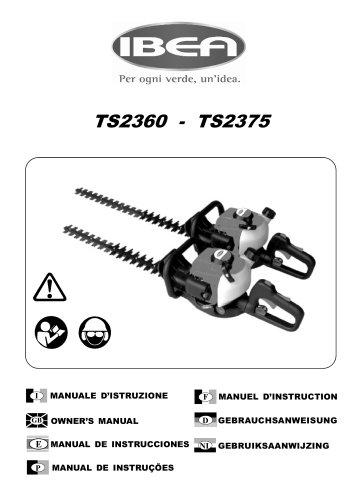 TS2360 - TS2375 Manual