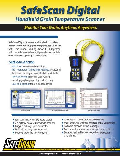 SafeScan Portable Reader Brochure