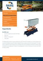 Berg Hortimotive Pepper Shuttle AGV