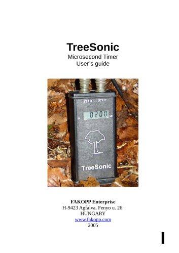 TreeSonic Timer