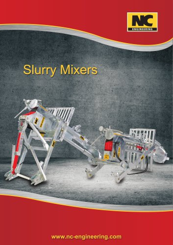 Slurry Mixers