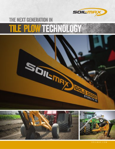 The Next Generation in Tile PlowTECHNOLOGY
