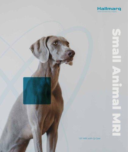Small Animal MRI Brochure 2020