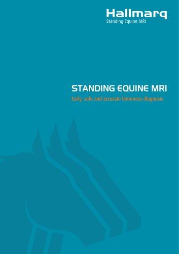 STANDING EQUINE MRI