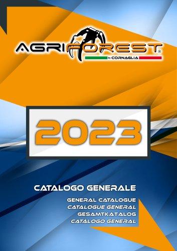 CATALOGO AGRIFOREST 2021