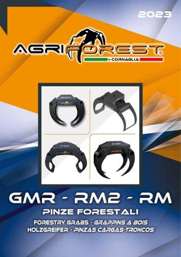 PINZE FORESTALI GMR-RM2-RM