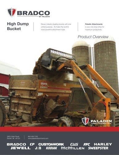 High Dump Bucket