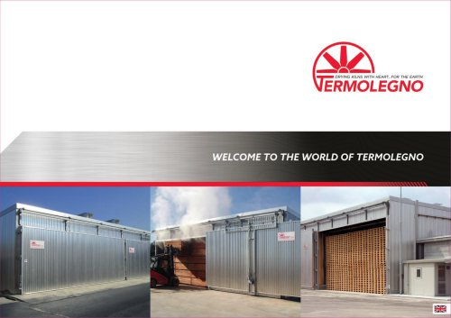 WELCOME TO THE WORLD OF TERMOLECNO
