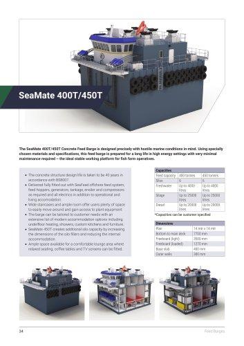SeaMate 400T/450T