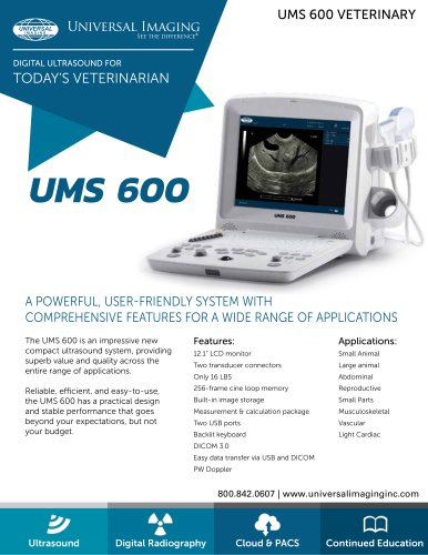 UMS 600