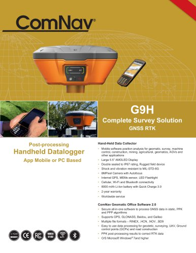 G9 Data Collector