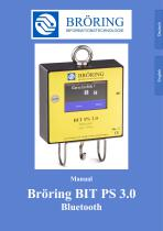 BITPS 3.0 poultry scale with Bluetooth and USB