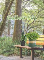 Plastic Plant Pot in Jiangsu Grow-Green Agriculture